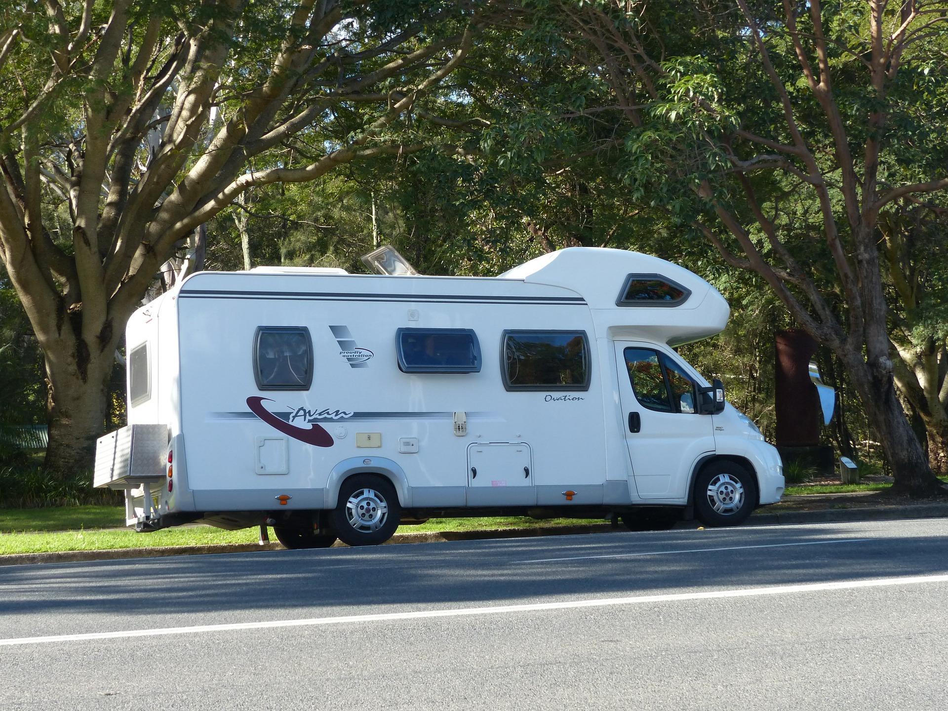 vente camping car cause deces
